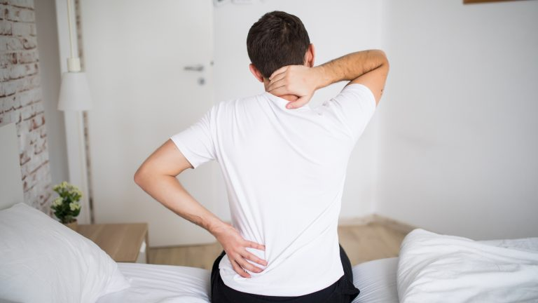 Treating For Back Pain Relief With Natural Solutions
