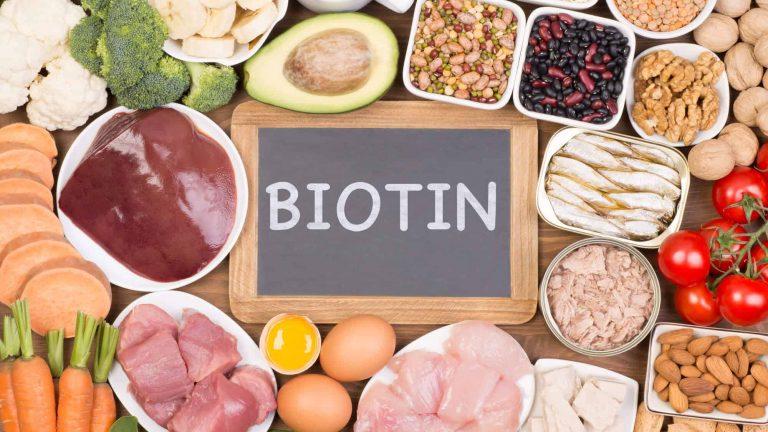 Sources Of Biotin In Foods Taking Biotin For Hair Growth